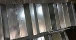 Профнастил НС-44 оцинкованный 0,4мм