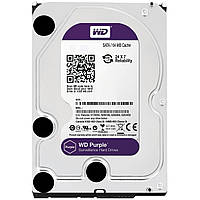 Жесткий диск Western Digital Purple 4ТБ WD40PURX (WD40PURZ)