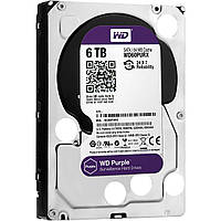 Жесткий диск Western Digital Purple 6ТБ WD60PURX (WD60PURZ)