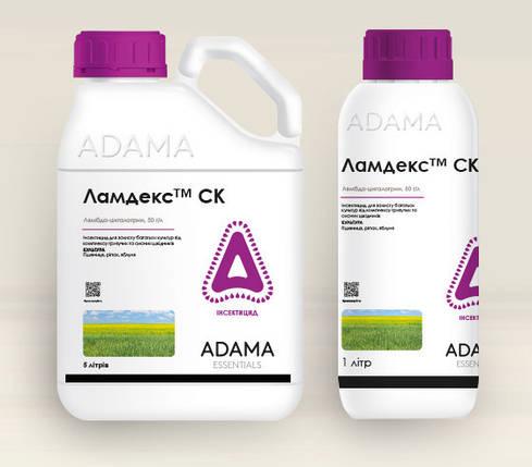 Инсектицид Ламдекс ADAMA - 5 л, фото 2