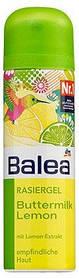 Гель для депиляции Balea Butter Milk Lemon 150мл
