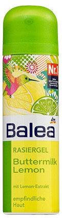 Гель для депиляции Balea Butter Milk Lemon 150мл, фото 2