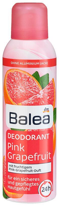 Деоспрей Balea Pink grapefruit 200мл