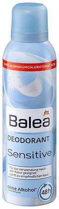 Деоспрей Balea Sensitive алое вера 200мл, фото 2