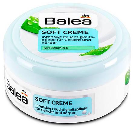 Крем для тела Balea Soft Creme алое вера 250мл, фото 2