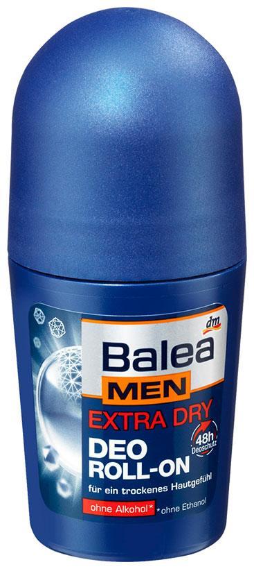 Роликовый дезодорант Balea Dry 50мл