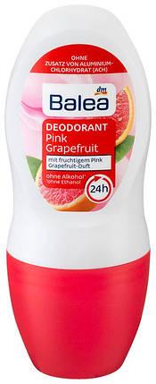 Роликовый дезодорант Balea Pink Grapefruit 50мл, фото 2