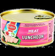Курино-свинная консерва EvraMeat Luncheon 300г