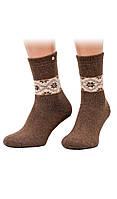 Не теряющиеся носки с кнопкой,женские, Ангора  Махра