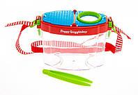 Детская сумка иследователя мира Peggy Magic Box Goki 62928, игровой набор, коробка для хранения сокровищ
