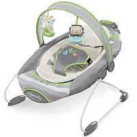 Детское кресло-шезлонг Bright Starts Smart Bounce Automatic Саванна 10525