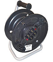 BM9-3104-0000 Катушка,под 50м кабеля с розетками 4 шт с предохранителем 16А, IP44 (8513 10 00 00)