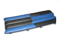Батоны дверные накладки синие Lada ВАЗ 2101-07 NX mini (4шт) 14213