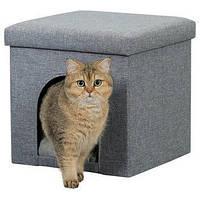 Trixie TX-36314 Домик Алоис для кошек 38 × 40 × 38 см