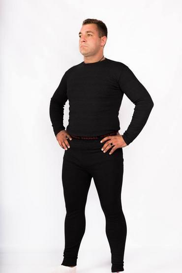 Термобелье мужское Banko (Турция) (размер M) двухслойное с начесом