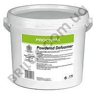 Powdered Defoamer пеногаситель для экстракционных машин 2 кг. для основной чистки