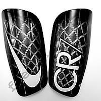 Щитки футбольные Nike CR7 взрослые (серые)