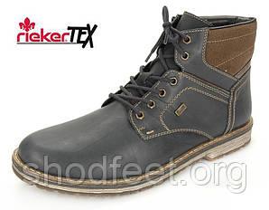 Зимние мужские ботинки Rieker 39223-16