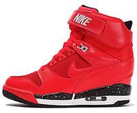 Кроссовки Nike Revolution Sky Hi сникерсы найк женские
