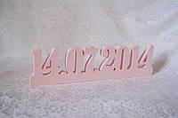 Дата из дерева