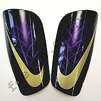 Щитки футбольные Nike взрослые (фиолетовые)