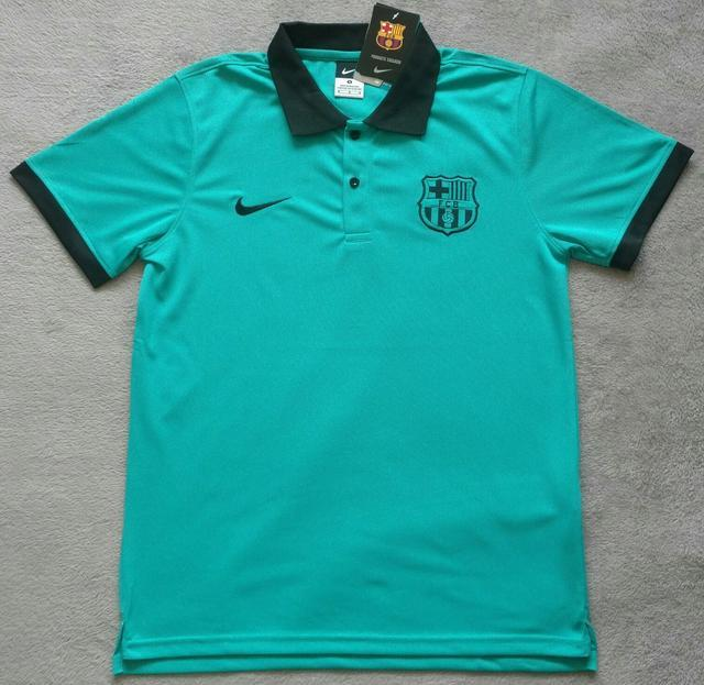 футболка поло Барселоны картинка