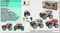 Машина-джип аккум р/у 9019 (6шт) свет. колеса, пульт на батар.,