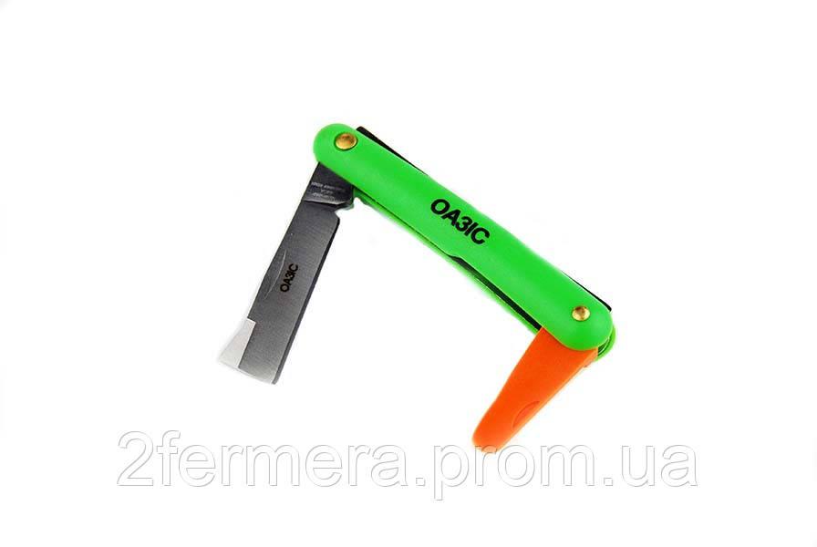 Нож для прививки и копулировки деревьев 011C-1