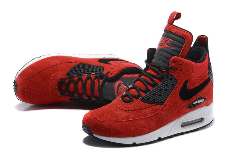 buy online ce2cb 5d7f7 closeout nike air max 90 sneakerboot ice winter 46 1f076 9300c