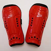 Щитки футбольные Nike детские (красные)