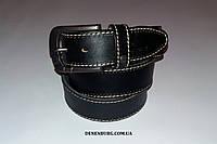 Ремень мужской ARMANI A2080 чёрный