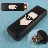 Электронная USB-зажигалка Superman