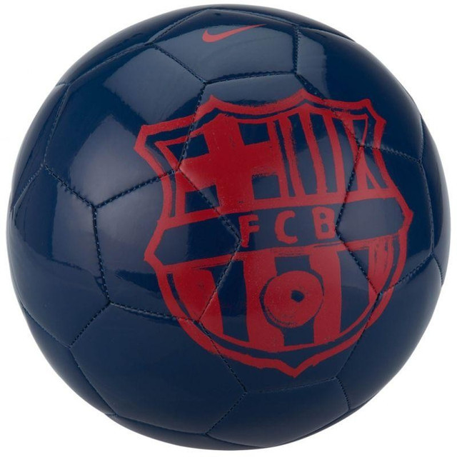 футобольный мяч Барселоны картинка