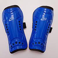 Щитки футбольные Nike детские (синие)