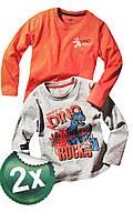 Реглан для мальчика, ( 2 шт в упаковке), размеры  86/92 Lupilu, арт. Л-740