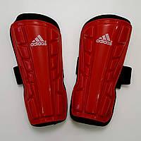 Щитки футбольные Adidas I детские (красные)