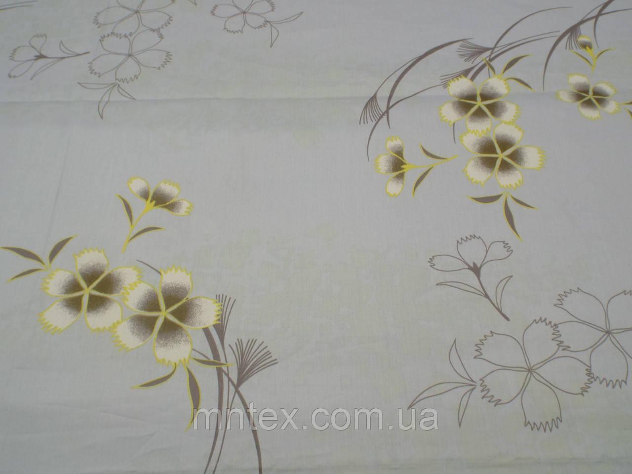 Ткань для пошива постельного белья сатин Нежность