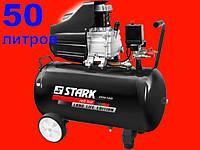 Масляный компрессор на 50 литров Stark 2550-SAD