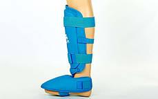 Захист гомілки з футами для єдиноборств PU VENUM MA-5857-B, фото 3