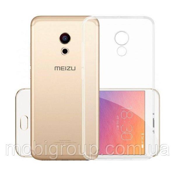 Силиконовый чехол 0,3 мм Meizu M5