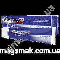 Зубная паста Blend-a-med 3D White Бережная Мята 100 мл