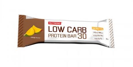 Батончик протеиновый Nutrend - Low Carb protein bar 30% (80 гр) манго