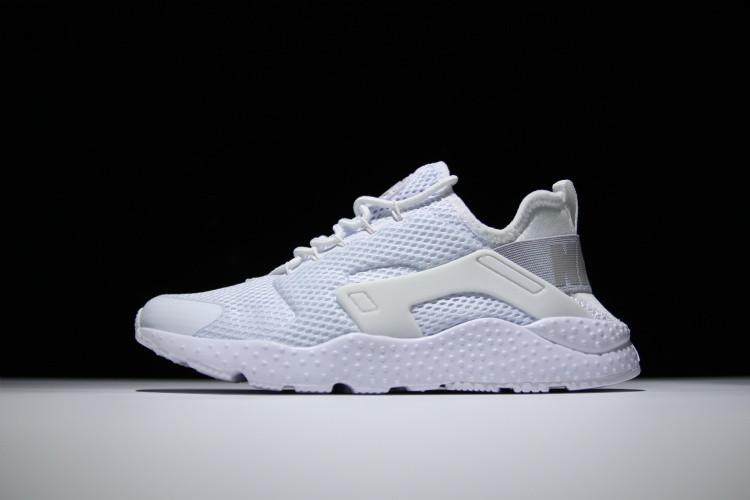 d62430fe Кроссовки Nike Air Huarache Run Ultra Print ALL WHITE 833292 100 реплика -  Интернет-магазин