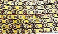 Цепь привода колеса 428Н*118L GOLD на мотоцикл VIPER -125-J