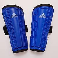 Щитки футбольные Adidas I детские (синий)