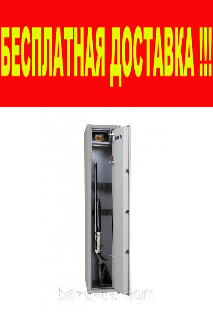 Сейф оружейный Griffon GE.300.K  + Бесплатная доставка