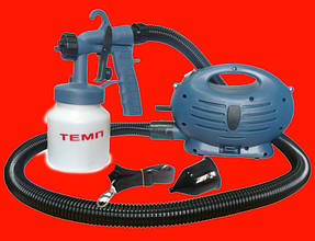 Электрический краскопульт Темп ПК-950