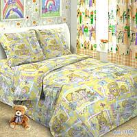 Комплект детского постельного белья, поплин