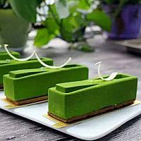 Форма для выпечки и десертов Прямоугольник 6 шт