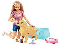 Набор с куклой Barbie  Новорожденные щенки , фото 1